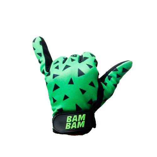 Bambam_Gloves_Fabric_Classic_Green