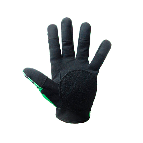 Bambam_Gloves_Fabric_Classic_Green_unten